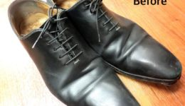 靴リペア例のご紹介